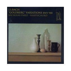 Musik: Goldbergvariationen  von Nicholas Parle