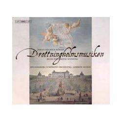 Musik: Drottningholmsmusiken  von Andrew Manze, Helsingborg Symphony Orchestra