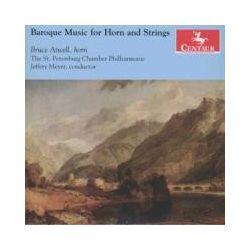 Musik: Barocke Musik für Horn und Streicher  von Bruce Atwell, Jefferey Meyer, St.Petersburg Chamb