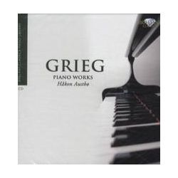 Musik: BC Piano Library-Grieg: Piano Works  von Hakon Austbo