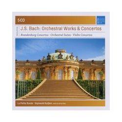 Musik: Bach Orchestral Works And Concertos  von La Petite Bande