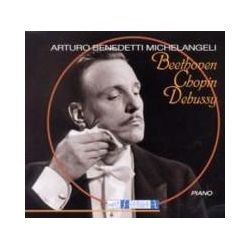 Musik: Arturo Benedetti Michelangeli  von Arturo Benedetti Michelangeli