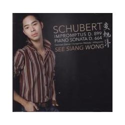 Musik: 4 Impromptus op.90,Piano Sonata In A  von See Siang Wong