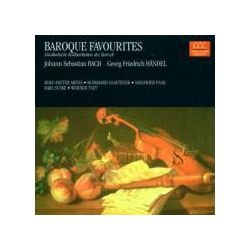 Musik: Baroque Favourites-Musikalische Kostbarkeiten  von Arens, Glaetzner, Pank, Suske, Tast