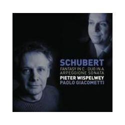Musik: Arpeggione Sonate D 821/Duo D 574/+  von Pieter Wispelwey, Paolo Giacometti