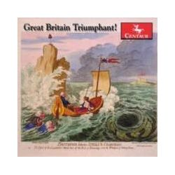 Musik: Great Britain Triumphant!  von Schiller, True, Zadori, Megyesi, Spencer, Capella Savar