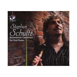 Musik: Boismortier Concertos For Five Flutes  von Stephen Schultz