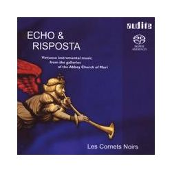 Musik: Echo & Risposta  von Les Cornets Noirs