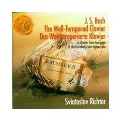 Musik: Das Wohltemperierte Klavier I& II  von Svjatoslav Richter