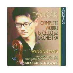 Musik: Complete Works For Cello & Orchestra  von Wen-Sinn Yang, Sinfonica Helve