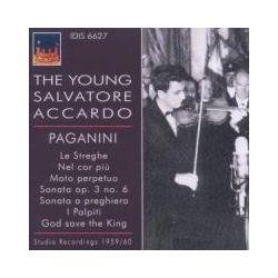 Musik: Der junge Salvatore Accardo  von Salvatore Accardo