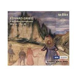 Musik: Complete Symphonic Works Vol.3  von Eivind Aadland, WDR Sinfonieorchester Köln, WDR Sinfonieorchester