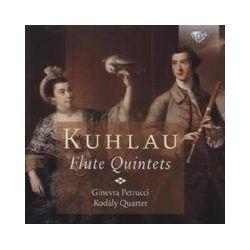 Musik: Flute Quintets  von Kodály Quartet, Kodaly Quartet