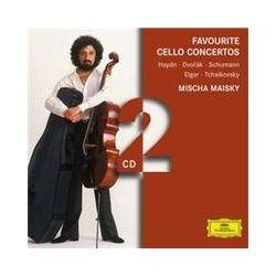 Musik: Favourite Cello Concertos  von Maisky, Charles Bernstein, Bychkow, Sinopoli, COE, WP