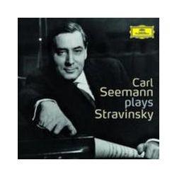 Musik: Carl Seemann Plays Stravinsky  von Carl Seemann, Schneiderhan, BP
