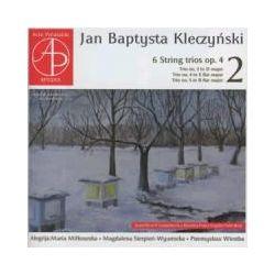 Musik: 6 Streichtrios op.4,vol.2  von Trio Allegrija