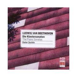 Musik: Die Klaviersonaten/The Piano Sonatas  von Dieter Zechlin