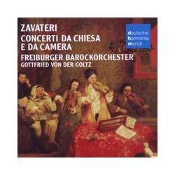 Musik: Concerti Da Chiesa E Da Camera  von Freiburger Barockorchester