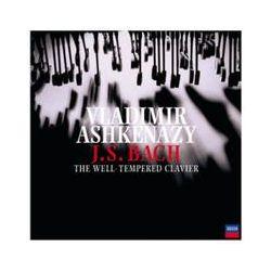 Musik: Das Wohltemperierte Klavier I+II  von Vladimir Ashkenazy