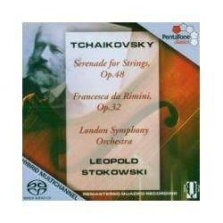 Musik: Francesca Da Rimini/Serenade  von London Symphony Orchestra, Stokowski, Lso