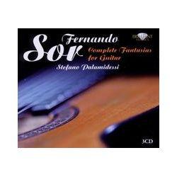 Musik: Complete Fantasias For Guitar  von Stefano Palamidessi