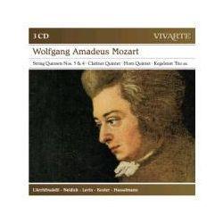 Musik: Ein musik.Scherz/Streichquintette/Kegelstatt-Trio/