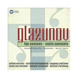 Musik: 20th Century Classics:Glasunow  von Milstein, Rostropowitsch