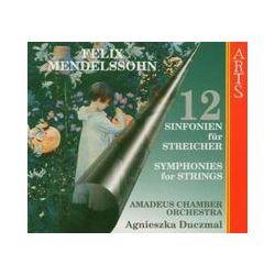 Musik: 12 Steichersinfonien  von Duczmal Amadeus Chamber O