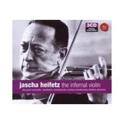 Musik: Heifetz-the main Violin Concertos  von Jascha Heifetz