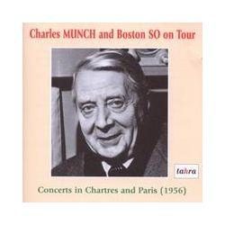 Musik: Charles Munch And Boston SO On Tour  von Charles Munch, Boston so