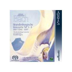 Musik: Brandenburgische Konzerte 1-4  von I. Barocchisti, Fasolis