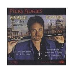 Musik: Blockflöten-Konzerte & Sonaten  von David Watkin, Musica da Camera, Howard Beach, Piers Adams