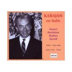 Musik: Herbert Von Karajan In Italien  von Herbert von Karajan, Anda, Stich-Randall, FRICK, Rössl-Majdan