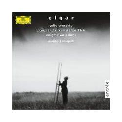 Musik: Cellokonzert E-moll/Pomp And Circumstance  von Mischa Maisky, Philharmonia Orchestra., Giuseppe Sinopoli, POL