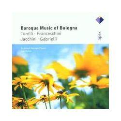 Musik: Baroque Music Of Bologna  von St. James Baroque Players, Ivor Bolton, St.James's Baroque Players