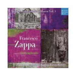 Musik: Francesco Zappa-Six Simphonies  von Vanni & Orchestra Atalanta Fugiens Moretto