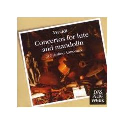Musik: Concertos For Lute and Mandolin  von Il Giardino Armonico, Antonini