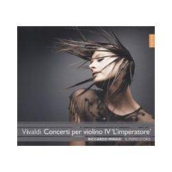 Musik: Concerti per violino IV 'L'imperatore'  von Riccardo Minasi, Il Pomo D'Oro
