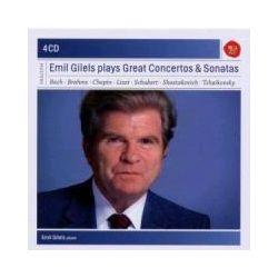 Musik: Emil Gilels plays Concertos and Sonatas  von Emil Gilels