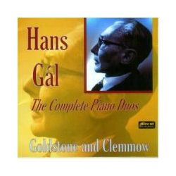 Musik: Gl,Hans-The Complete Piano Duos  von Goldstone & Clemmow
