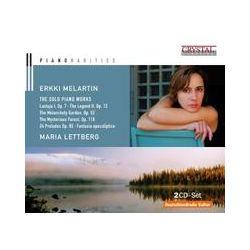 Musik: Erkki Melartin - The Solo Piano Work  von Maria Lettberg