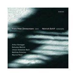 Musik: Frank-Peter Zimmermann/Heinrich Schiff  von Heinrich Schiff, Frank-Peter Zimmermann