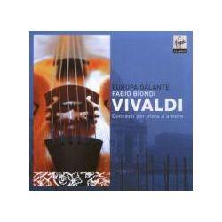 Musik: Concerti Per Viola DAmore  von Europa Galante, Fabio & Europa Galante Biondi