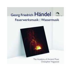 Musik: Feuerwerksmusik/Wassermusik (Audior)  von Christopher Hogwood, AAM