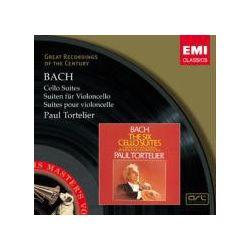 Musik: Cellosuiten BWV 1007-1012  von Paul Tortelier