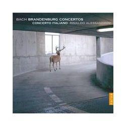 Musik: Brandenburgische Konzerte  von Rinaldo Alessandrini, Concerto Italiano
