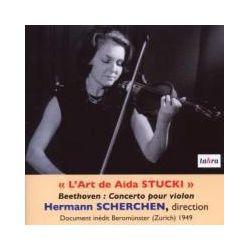 Musik: Die Kunst der Aida Stucki  von Aida Stucki, Hermann Scherchen, Walter Barylli