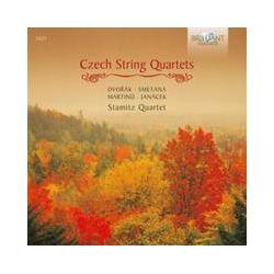Musik: Czech String Quartets  von Stamitz Quartet