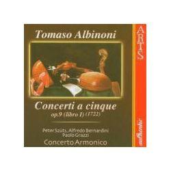 Musik: Concerti A Cinque Op.9  von Concerto Armonico