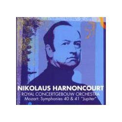 """Musik: Sinfonien 40 & 41 """"Jupiter""""  von Nikolaus Harnoncourt, CGO"""